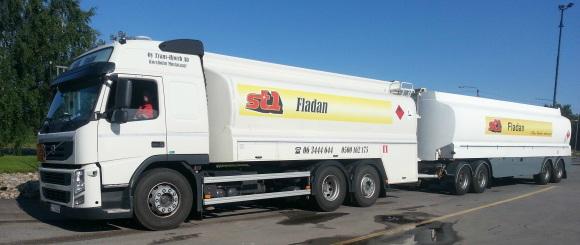 Fladan Bränsleleverans - Polttoainetoimitus